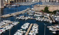 Marseilles is the second largest city in France. Its old port dates back to antiquity.