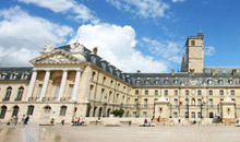 Tour the Palace of the Dukes of Burgundy, Dijon.