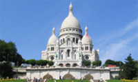 Experience a guided tour of the luxurious Sacre Coeur church.