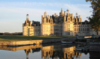 The iconic Chambord Castle is an optional visit today.