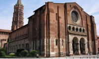 Saint-Sernin is the largest Romanesque church in Europe.