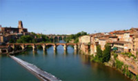 Your guide will take you to Toulouse, the centre of the European aerospace industry.