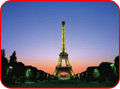 Paris tour itinerary