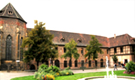 Travel to Unterlinden Museum; a 13th century Dominican convent located in Colmar, France.